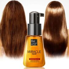 Morocco Argan Oil Hair Care Essence Nourishing Repair Damaged Split Frizzy Hair*