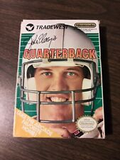 John Elway's Quarterback (Nintendo Entertainment System, 1989) - No Book -Tested