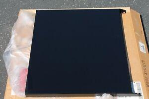 GE Dishwasher Front Panel Black WD31X10024 Genuine OEM NEW