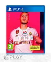 FIFA 20 PS4 Físico Nuevo y Precintado (Proviene de pack de consola) INGLÉS