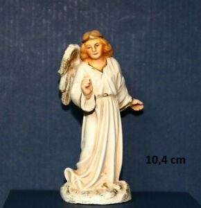 MAROLIN Krippenfigur Engel Pappmachee Masse (passt zu 10-11cm Figuren)
