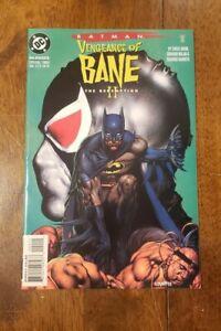 Batman Vengeance Of Bane 2 (sequel) - key book
