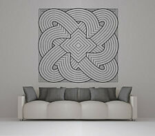 Wall Room Decor Art Vinyl Sticker Mural Decal Abstraction Ornament VY386