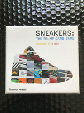 sneakers - the trump card game - thames & hudson