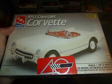 AMT 6519 1953 CHEVROLET CORVETTE Model Car Mountain KIT 1/25 FS