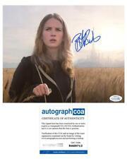 "Britt Robertson ""Tomorrowland"" AUTOGRAPH Signed 8x10 Photo B ACOA"