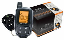 Avital Car Alarms and Security Systems