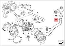 Genuine Hose BMW E34 E36 325i 325is 525i 525ix M3 Cabrio Coupe 13541703786