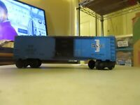 LIONEL 6464-475 BOSTON AND MAINE BOXCAR COMPLETE EXCELLENT CONDITION CLEAN