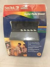 Brand New SanDisk Digital Photo Viewer On TV With Remote