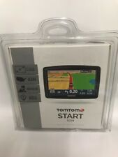 "TomTom START 50M 5"" Touch Screen GPS With Lifetime U.S. Maps Updates New Sealed"