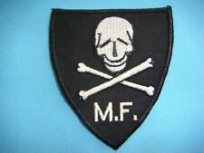 "VIETNAM WAR PATCH,  ARVN SF MOBILE STRIKE FORCE "" MIKE FORCE """