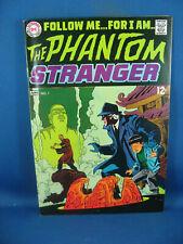 PHANTOM STRANGER 1 F VF 1969 FIRST ISSUE