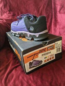 Women's Timberland sports train steel toe slip resistant