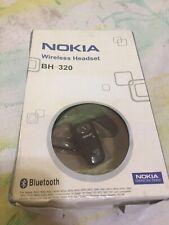 Nokia Wireless Headset BH-320 Bluetooth Open Box