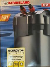 Marineland Magniflow 360 Canister Filter for up to 100 gallon aquariums ML90751
