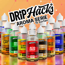 Hack Shots Aroma 50ml in 250ml Flasche by Drip Hacks
