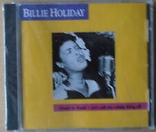 Billie Holiday - Check to Check - CD neu & OVP
