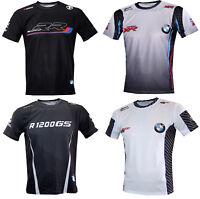 BMW Motorrad T-shirt R1200GS S1000RR S1000XR R1200RS BIKER Camiseta Maglietta