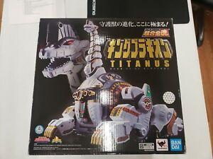 """Bandai Tamashii Nations Soul of Chogokin GX-85 Titanus """"Power Rangers"""""""