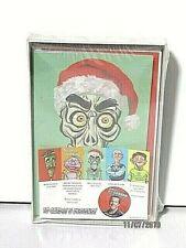 Jeff Dunham 10 Christmas Cards In Box 2008 Walter Peanut Achmed Jose Bubba J