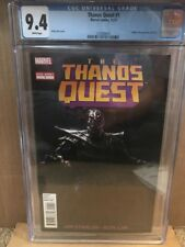 Thanos Quest #1 One Shot CGC 9.4 Collects #1 & 2