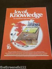 JOY OF KNOWLEDGE #16 - LIVESTOCK BREEDING - COMMERCIAL FISHING