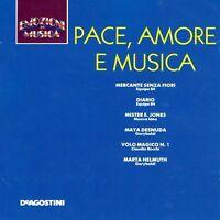 EMOZIONI IN MUSICA IT971/72 PACE, AMORE E MUSICA Nuova Idea,Garybaldi,C.Rocchi