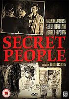 SECRET PEOPLE [ Audrey Hepburn ] Very Rare DVD PG Studio Canal - Good Used Con