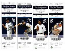 Alex Rodriguez Home Run 599 Yankees 7/22 Ticket Stub HR