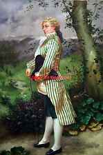 "24x36""100% hand painted oil flat,World Famous Painting,Portrait, 18-19 Century"