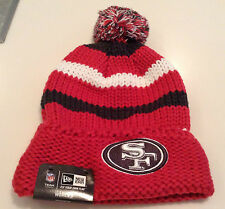 New Era Football San Francisco 49ers Breast Cancer Ladies Women Beanie Toque NFL