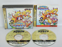 TWINKLE STAR SPRITES Ref/0805 Sega Saturn Japan Game ss