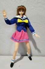 Rare Vintage Sakura Wars Tsukuda Hobby Full Action Doll series