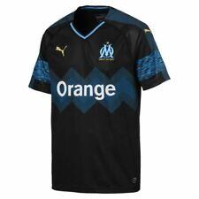 Adidas Maillot Olympique de Marseille Football Exterieur 2018/2019 Adulte Noir