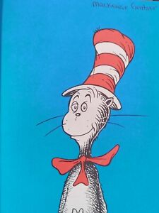 The Cat In The Hat, Dr. Seuss (1957) Book Club Edition