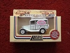 LLEDO Days Gone - BELGIAN CHOCOLATES BY DELLA - 1934 Model A Ford - BOXED