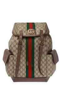 Gucci Ophidia Gg Medium Backpack 598140 HUHAT 8564