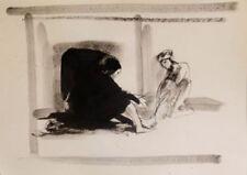 Zeitgenössische künstlerische Malerei-Comic-Papier