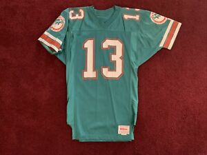 miami dolphins jersey Sz 40 Wilson Authentic