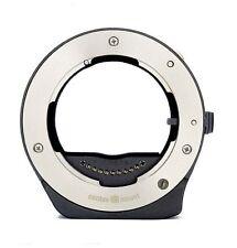 Design for Contax G Lens to Sony NEX A9 A7RII A7II Techart Autofocus 3rd Adapter