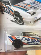 1/64 Hot wheels 96 Nissan 180SX Type X White Error Missing back window