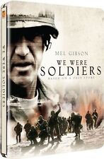 WIR WAREN HELDEN (Mel Gibson, Greg Kinnear) Blu-ray Disc, Steelbook U.K. NEU+OVP