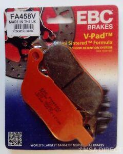 Harley Davidson FXSTB Night Train (2008 to 2009) EBC V-Pad REAR Disc Brake Pads