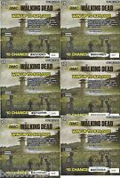 Walking Dead New York 2.00 losing Lottery ticket  AMC clean & nice NO LONGER AVA