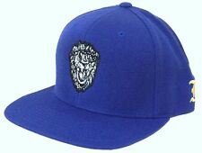 Big Sean Lion FF Finally Famous Blue Baseball Hat Cap New Official Flat Brim