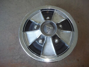 "Dodge Polara Monaco Coronet 66 67 Hubcap Rim Wheel Cover Hub Cap 14"" MAG OEM"