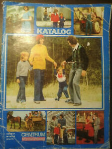 DDR Katalog Centrum Versandhaus 1974 /75