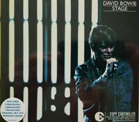 David Bowie - Stage (Live/Remastered) [Digipak] (2005)NEW..