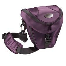 étui revolver mantona Premium violet